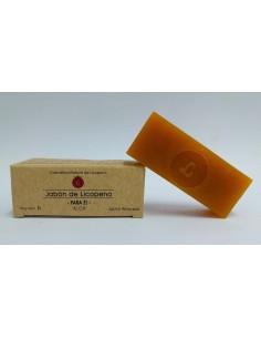 jabón de licopeno línea masculina