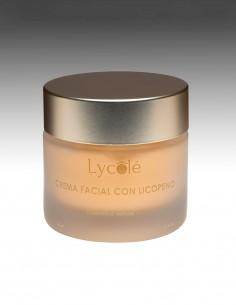 Crema facial con Licopeno - Lycopeno