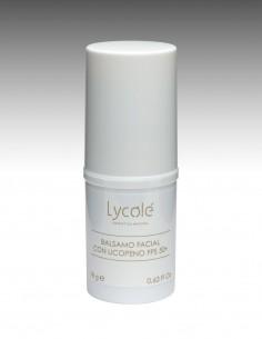 Bálsamo facial con Licopeno - protección 50 SPF - Lycopeno