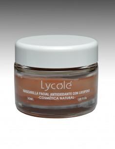 Mascarilla antioxidante con Licopeno - Lycopeno