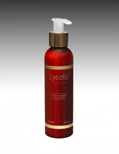 Crema corporal con Licopeno - Lycopeno
