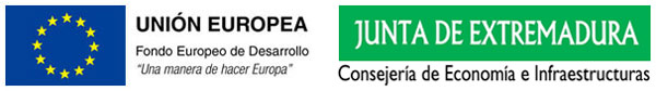 Logo FEDER - Junta de Extremadura